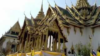バンコク市内観光タイ王宮