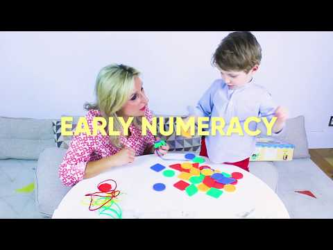 The OjO Ed-ventures Kit for Early School Success 3+