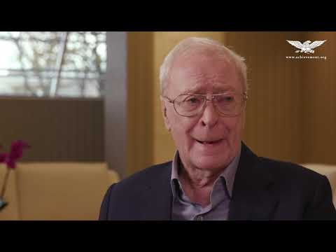 Sir Michael Caine, Academy Class of 2017, Full Interview