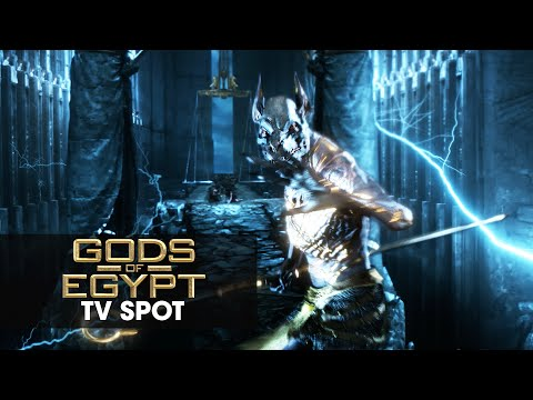 Gods of Egypt (TV Spot 'Taking Over')