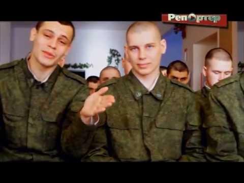 Парень снял клип про армию, проходя службу в военной части на Кряже (видео)