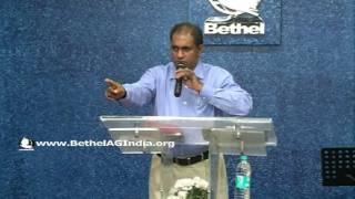 Malayalam Message On 'Healing -:By Pr. Ani George- Part-01