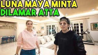 Video GREBEK RUMAH LUNA MAYA! MINTA DI LAMAR ATTA... #GrebekRumah #GrebekOriginal MP3, 3GP, MP4, WEBM, AVI, FLV April 2019