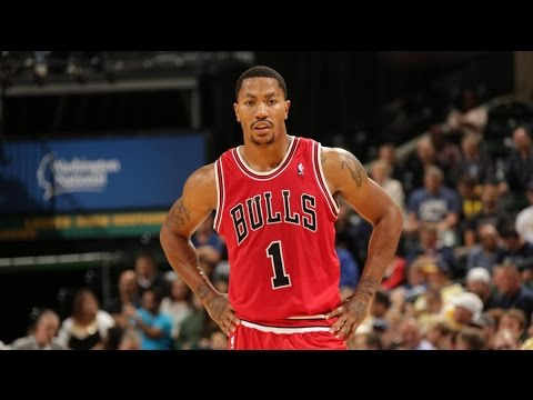 Derrick Rose 2010-2011 Season Highlights Compilation Part 1 - EXPLOASIVE MVP Rose!! (видео)