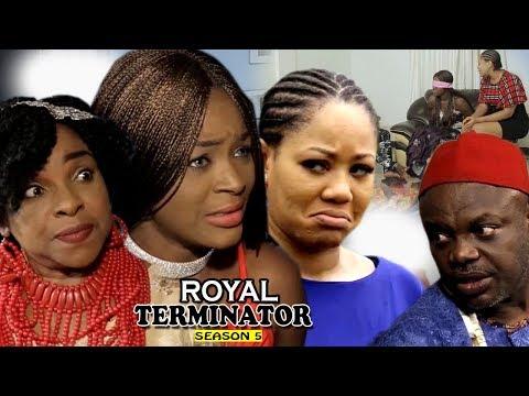 Royal Terminator Season 5 - Chacha Eke 2017 Latest Nigerian Nollywood Movie Full HD
