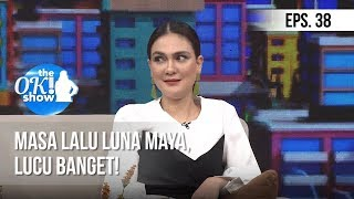 Video [THE OK! SHOW] Masa Lalu Luna Maya, Lucu Banget! [28 Januari 2019] MP3, 3GP, MP4, WEBM, AVI, FLV Mei 2019
