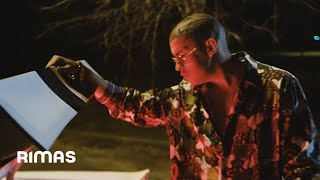 Video Bad Bunny - Soy Peor (Video oficial) MP3, 3GP, MP4, WEBM, AVI, FLV Oktober 2018