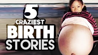 5 Craziest Pregnancy Disasters