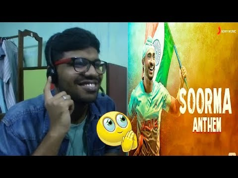 Soorma Anthem|Diljit Dosanjh,Taapsee Pannu|Shankar Ehsaan Loy|Gulzar |Reaction & Thoughts