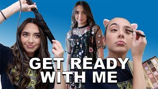 Video Get Ready With Me - A Night Out MP3, 3GP, MP4, WEBM, AVI, FLV Juli 2018