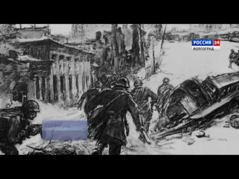Военная графика Константина Финогенова