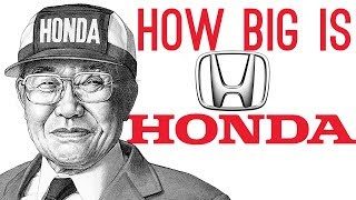 Video How BIG is Honda? (They Make Jets!) MP3, 3GP, MP4, WEBM, AVI, FLV Juni 2019
