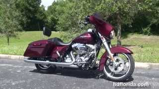 8. New 2015 Harley Davidson FLHX Street Glide Motorcycles for sale