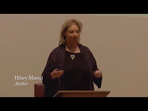Hilary Mantel: The Road to Wolf Hall