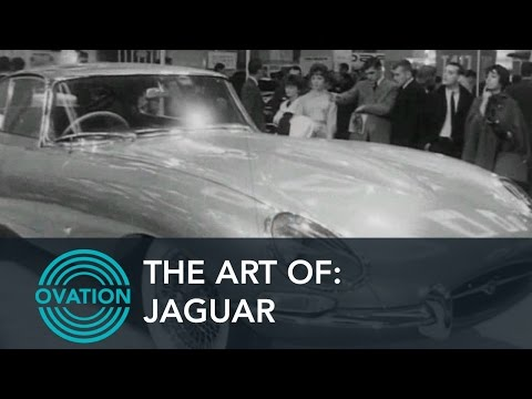 Jaguar -- the Sound of Power and the Classic E Type