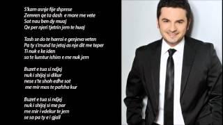 SOKOL GJAKOVA  - Jemi Te Huaj-(Tekst)