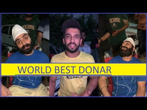 World Best Donar❤️- Anmol Kwatra (Official Video) |