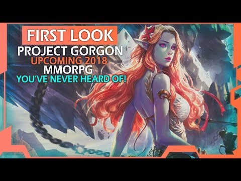 Project Gorgon - A Awesome, Upcoming 2018 MMORPG You've Never Heard Of!