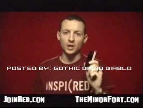 Red Motorola Phone Commercial