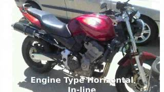 6. 2007 Honda 919 Base Features