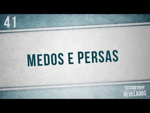 Média e a Pérsia | Segredos Revelados