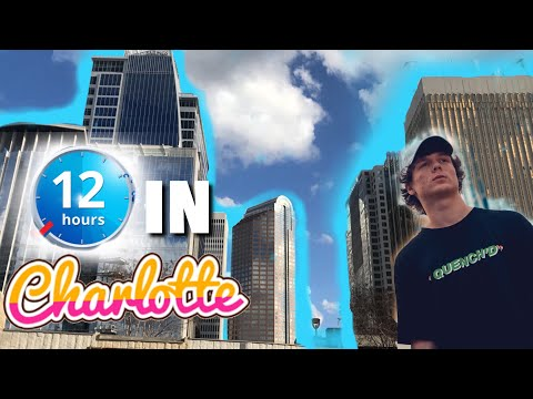 12 Hours in Charlotte?! 10 Fun Things to Do in Charlotte N.C!!