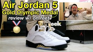 Review tentang Air Jordan 5