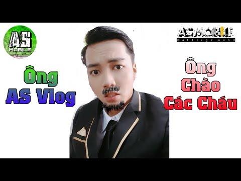 [Garena Free Fire] Ông AS Vlog | AS Mobile - Thời lượng: 13 phút.