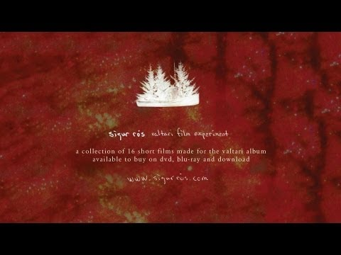 sigur rós - valtari film experiment (trailer)