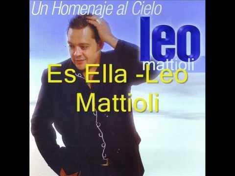 Es ella - Leo Mattioli
