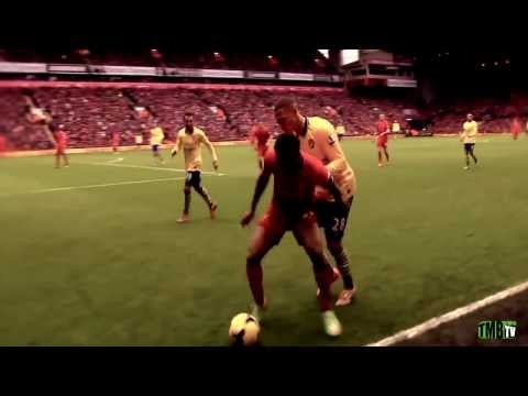 Sterling - The best of of Liverpoo's Young Sensation Raheem Sterling 2013/14 season Highlights No Copyright intended all rights go to the respective owners Goals Arsena...