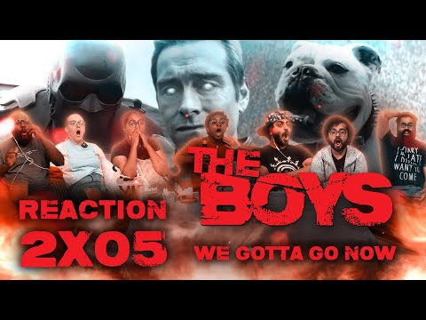 The Boys - 2x5 We Gotta Go Now - Normies Group Reaction