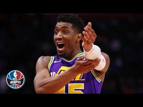 Video: Utah Jazz vs. Detroit Pistons highlights | NBA on ESPN