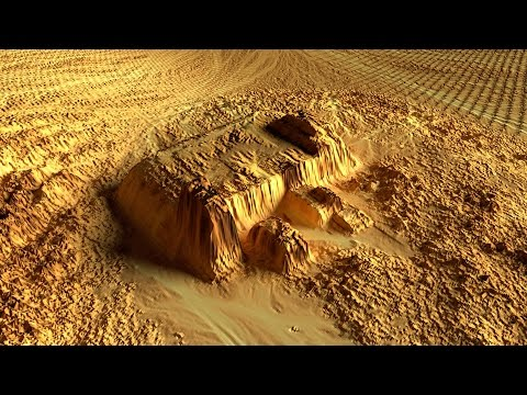 Grandes Edificios en Marte (видео)