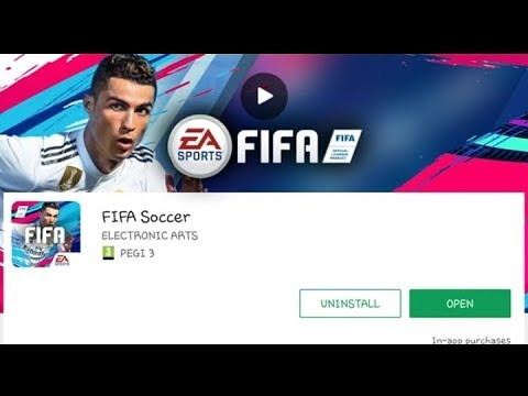 FIFA 19 Mobile On IOS \ Android | Play Store....