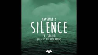Download Lagu Marshmello – Silence (Tiesto's Big Room Extended Remix) FREE DOWNLOAD Mp3