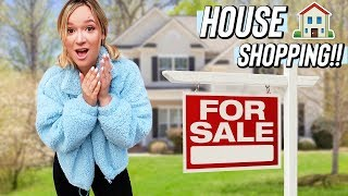 Buying a New House!! Vlogmas Day 2 by Alisha Marie Vlogs