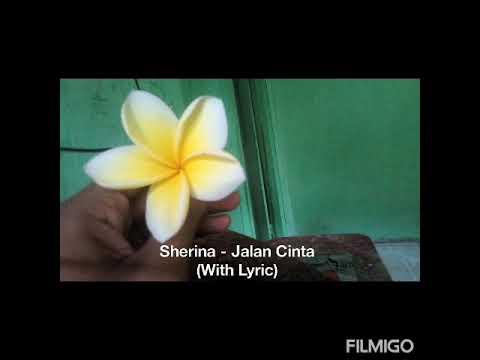 Sherina - Jalan Cinta (Official Lyric Video)