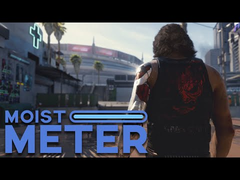 Moist Meter | Cyberpunk 2077