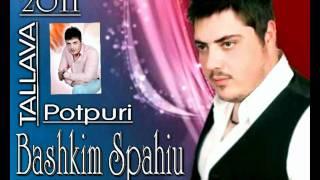 BASHKIM SPAHIU - TALLAVA (Potpuri Live)  [HD]