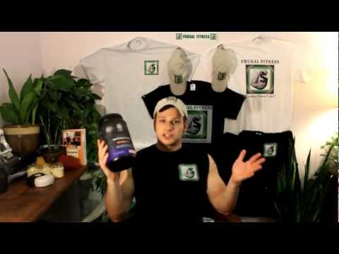 FRUGAL FITNESS TV Reviews Vega Sport Performance Protein