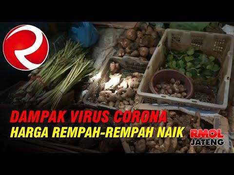 Harga Rempah-rempah Melambung Karena Virus Corona