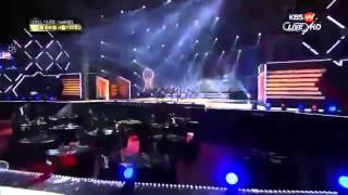 150122 BTS Boy In Luv @Seoul Music Awards
