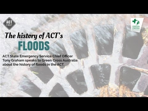 The history of floods