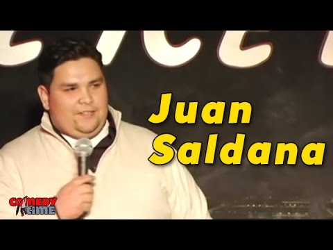Quicklaffs - Juan Saldana Stand Up Comedy