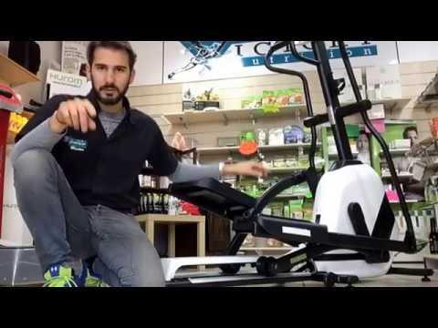 Come scegliere l'attrezzo giusto?! Ottava puntata: La bici ellittica.