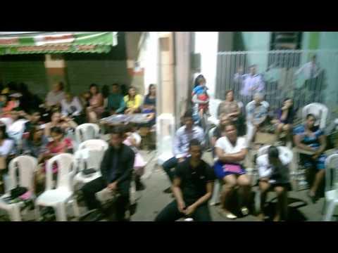 Nathanael Façanha, 40 anos da Assembleia de Deus em Parnaguá Pi