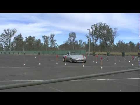 2012 Motorkhana - Jeremy MX5