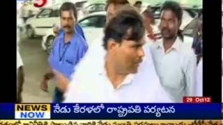 Vijaykanth Loses Temper at Media (TV5)