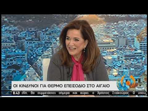 Η Ντ. Μπακογιάννη για τη Διάσκεψη του Βερολίνου και τη θέση της Ελλάδας | 20/01/2020 | ΕΡΤ